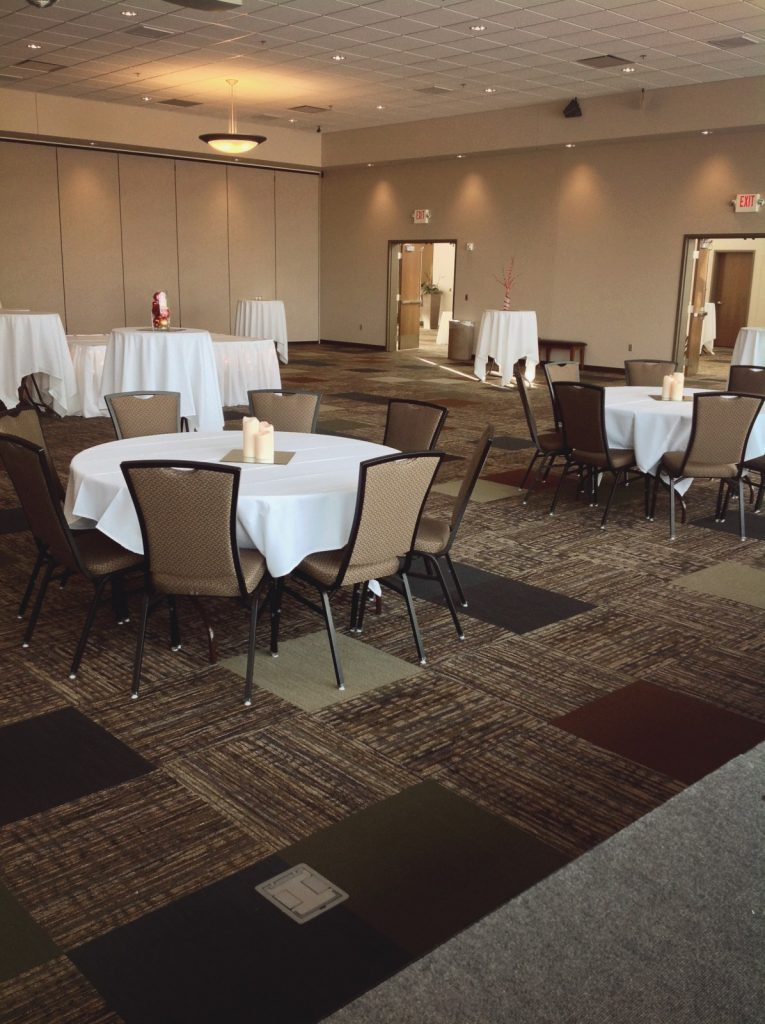 The Terrace View | Weddings & Special Events Venue near me | Venues in Northwest Iowa | Corporate Events