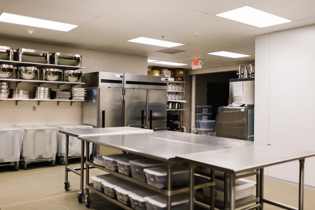 Kitchen TerraceView | The Terrace View | Weddings & Special Events Venue near me | Venues in Northwest Iowa