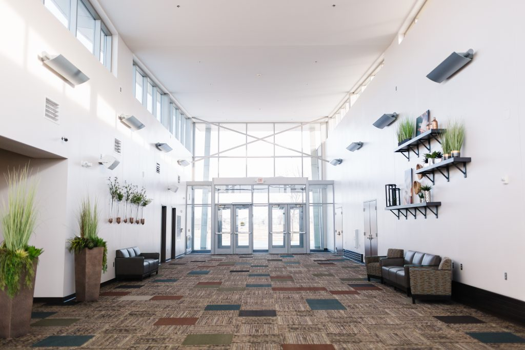 Lobby TerraceView | The Terrace View | Weddings & Special Events Venue near me | Venues in Northwest Iowa